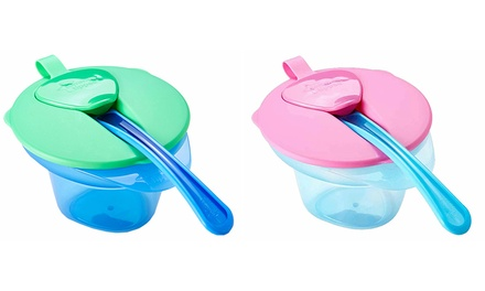 Tommee Tippee Two Weaning Bowls