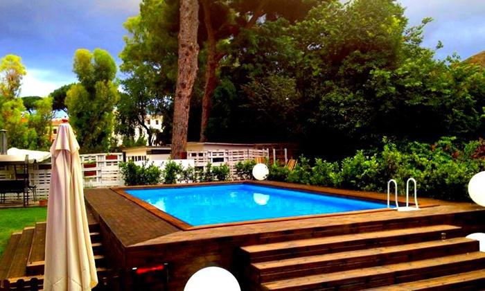 Os club piscina a roma roma groupon for Piscina n club