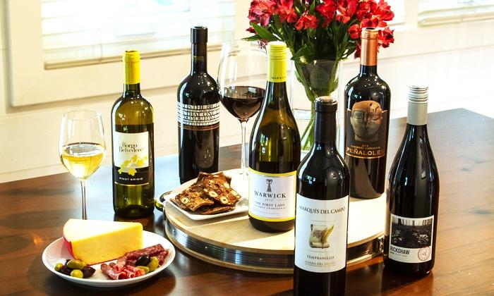 The Washington Post Wine Club : $59 for Six-Wine Sampler with Shipping from The Washington Post Wine Club ($115 Value)