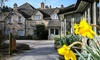 Stratton House Hotel - Cirencester: Cotswolds: 1 or 2 Nights for Two with Breakfast and Option for Dinner at the Stratton House Hotel