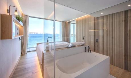 La Coruña: estancia en Junior Suite para 2 personas con opción desayuno en Noa Boutique Hotel 4*