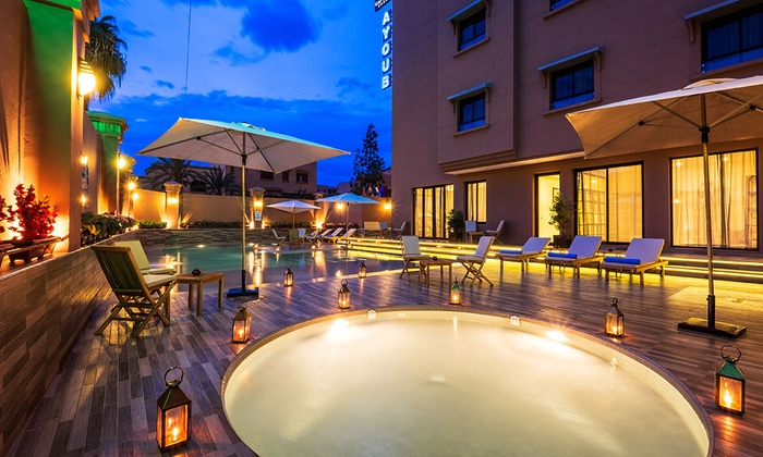 Hotel Ayoub Marrakech Booking