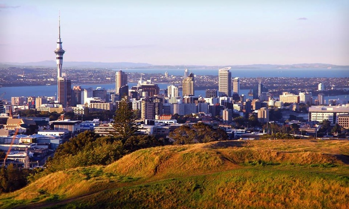Self-Guided Tour of New Zealand and Hawaii  - Copthorne Hotel Auckland City: Nine-Night Tour of New Zealand and Hawaii from Pacificislands.com with Airfare from LAX or SFO, Rental Car, and Hotels