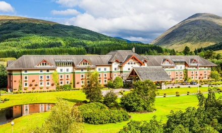 Loch Lomond Park: 13 Nights for Two with Breakfast and Option for Dinner and Prosecco at Muthu Ben Doran Hotel