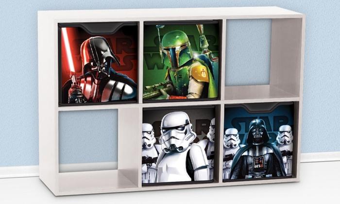 Boites de rangement Star Wars | Groupon