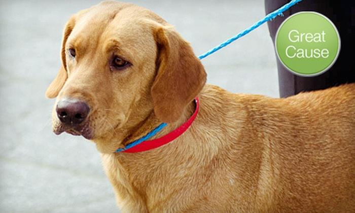 """shomari"": $10 Donation for Canine Heartworm Treatment"
