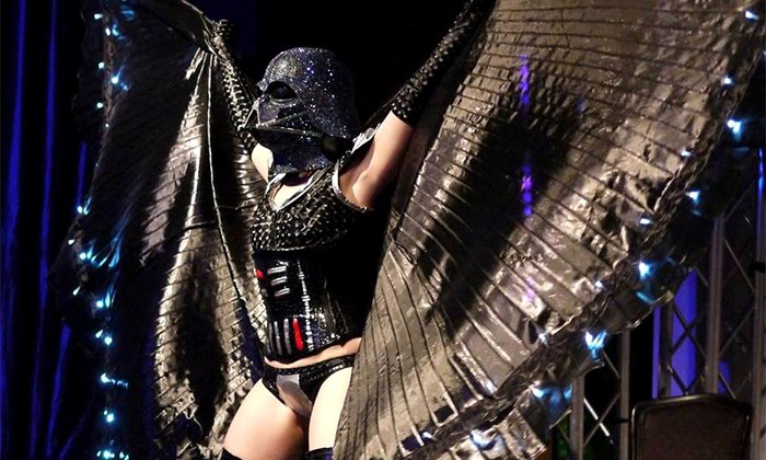 """""""Pulp Science Fiction: A Star Wars Burlesque Play"""" - Eiffel Society: """"Pulp Science Fiction: A Star Wars Burlesque Play"""" on December 20 at 9 p.m."""