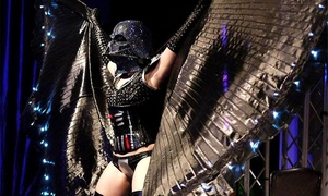 """Pulp Science Fiction: A Star Wars Burlesque Play"": ""Pulp Science Fiction: A Star Wars Burlesque Play"" on December 20 at 9 p.m."
