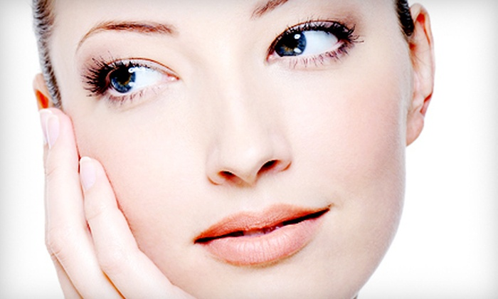 LaserTouch Aesthetics - White Plains: Skin-Tightening Treatment with Optional Microdermabrasion at LaserTouch Aesthetics (Up to 80% Off)