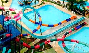 Clube Parque das Águas - Viamão: 1 ingresso infantil (com opção de ingresso adulto) para Parque das Águas - Viamão