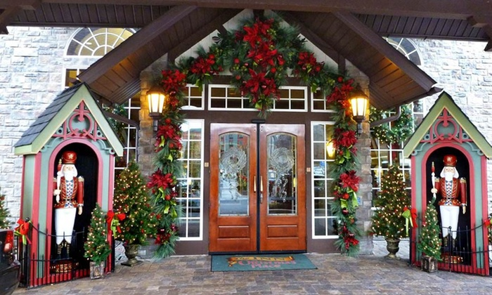 The Inn at Christmas Place | Groupon