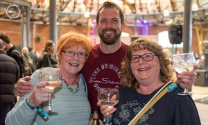 Gin And Rum Festival - Portsmth/Brum: Gin and Rum Festival, Entry with Optional Cocktails, 15 - 16 June and 7 - 8 September, Two Locations (Up to 33% Off)