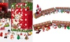 Christmas Advent Calendar Toy with Gift Box