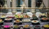 Market Buffet with Two Drinks: Adult (AED 89), Child (AED 59)