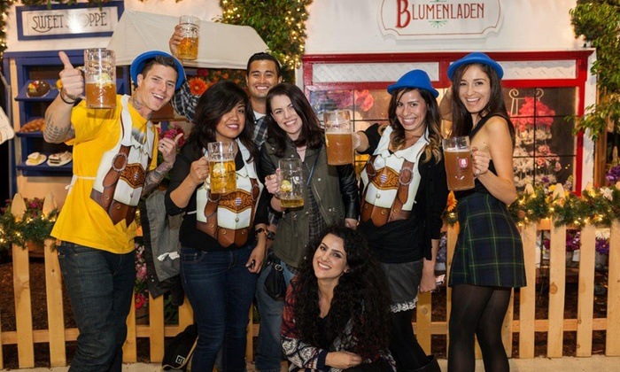 Fairplex - Fairplex: Oktoberfest Admission with Draft Beers in Steins for Two at Fairplex (35% Off). Two Dates Available.