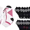 Fila Women's Athletic Socks (20-Pairs)
