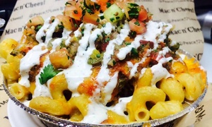 $14 for Two Groupons, Each Good for $12 Worth of Food at Sweet Lorraine's Mac n' Brewz ($24 Value)