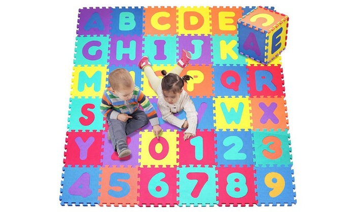 foam mat and deals puzzle mats shop on click alphabet numbers play n homeco
