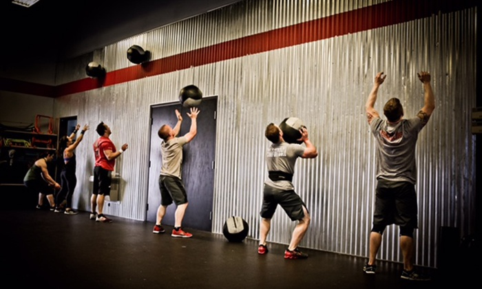 Rocklin CrossFit - Rocklin: $16 for 12 Boot Camp Classes at Rocklin CrossFit (Up to $199 Value)