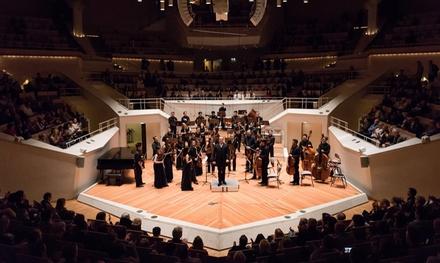 Konzert mit Sinfonien von Beethoven, Chopin und Brahms im Kammermusiksaal von Berliner Camerata (bis zu 52% sparen*)