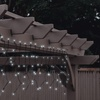 ICELITE Solar LED Icicle Holiday String Lighting (1-, 2-, or 4-Pack)