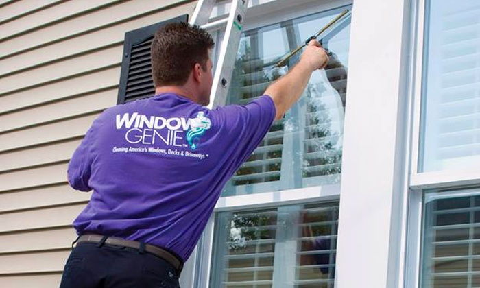 Window Genie - Indianapolis: $49 for $100 Worth of Window-Cleaning Services from Window Genie