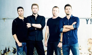Nickleback: Nickelback at Toyota Amphitheatre on June 23 (Up to 60% Off)