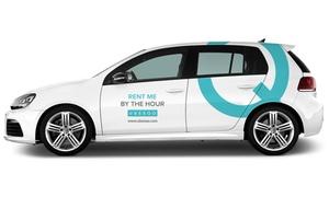 Ubeeqo GmbH: Anmeldegebühr und Wertgutschein über 50 €, 75 € oder 100 € anrechenbar auf Carsharing bei Ubeeqo