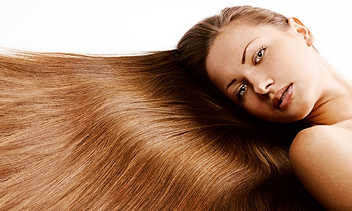 Belle Nature Hair Salon - Cypress Creek Estates: Haircut and Deep-Conditioning Treatment with Optional Single-Process Color at Belle Nature Hair Salon (Up to 51% Off)