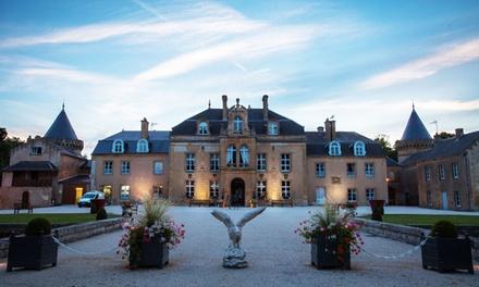 Champagne-Ardenne : chambre double avec accès spa, option pdj et dîner au Domaine Château du Faucon 4* pour 2 personnes