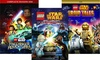 LEGO Star Wars: LEGO Star Wars on DVD or Blu-ray