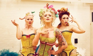 London Burlesque Festival: International Burlesque Festival 2018, Seated or VIP Tickets, 27 April - 9 June, London and Scotland (Up to 67% Off)