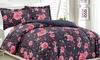 3-Piece Comforter Set: 3-Piece Comforter Set