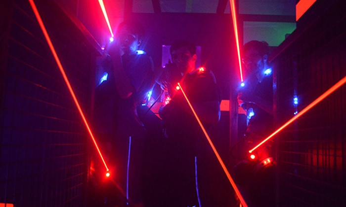 Laser Game Évolution Montreal Deal of the Day | Groupon Montreal