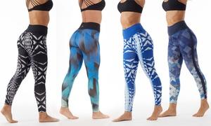 Marika Women's Engineered Leggings
