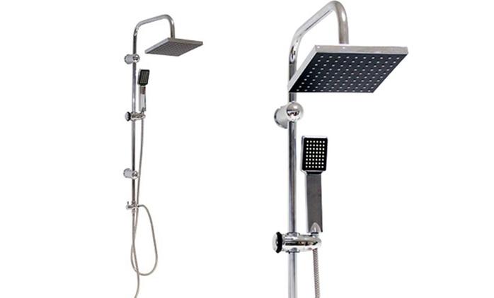 Grafner Design-Regenschauer-Duschgarnitur