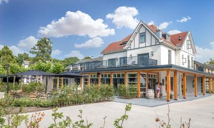 Uitwaaien in Zeeland: comfort of familiekamer incl. ontbijt, fietshuur & privésauna voor 24 pers. bij Badhotel Renesse