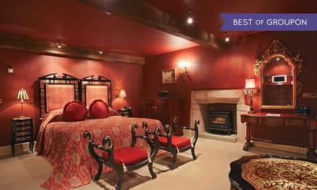 Lancashire: 1 or 2 Nights for Two with Breakfast and Optional Dinner at Stanley House