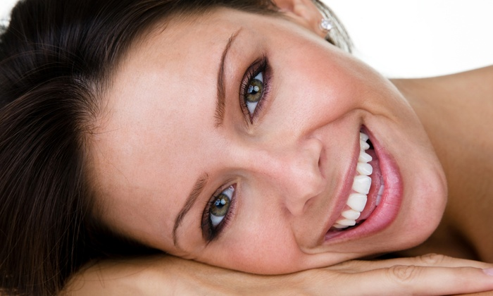 Bronze Betty Tanning - Vancouver: $50 for a 30-Minute Professional Teeth-Whitening Session at Bronze Betty Tanning ($99 Value)