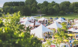 Festival des Bières de Laval: 1-Day Ticket or 3-Day Passport to the Laval Beer Festival from July 14 to 16, (Up to 52% Off)