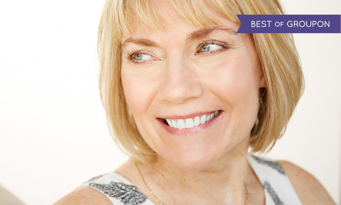 Atlantic Ave Dental Group - Belingham Square: Zoom! Whitening with Optional Botox or Invisalign Consultation at Atlantic Ave Dental Group (Up to 77% Off)