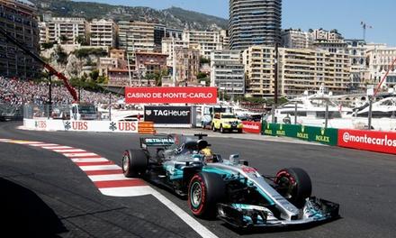 Ligurie   Monaco : Entrée dune journée au Grand Prix F1 pour 1 pers avec nuitée à lhôtel castellaro golf resort 4*