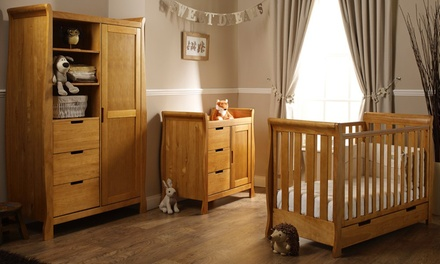 OBaby Lincoln Mini Three-Piece Furniture Set for £700 With Free Delivery (30 % Off)