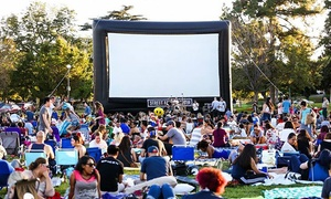 Street Food Cinema: Two or Four Admissions or One or Two Season Passes at Street Food Cinema (Up to 56% Off)