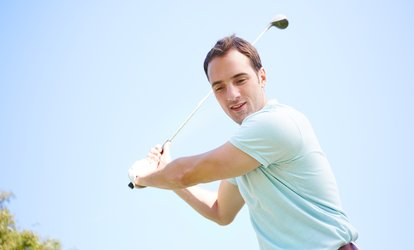 image for 60-Minute Golf Range Lessons with Moore Golf (Up to 75% Off)