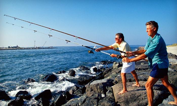 Tackle U.S. - Laurence Harbor: $20 for $40 Worth of Fishing Tackle at Tackle U.S.