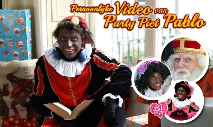 Persoonlijke Video Van Party Piet Persoonlijke Video Van Party