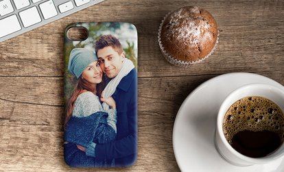 immagine per BLACK FRIDAY - Fino a 4 cover personalizzate per smartphone iPhone o Samsung Galaxy con Photo Gifts