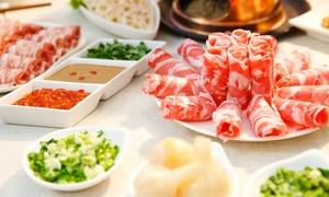 IShabu Shabu: Hot-Pot Cuisine for Lunch or Dinner for Two at IShabu Shabu (Up to 44% Off)