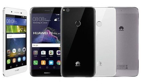 Smartphone Huawei P8 Lite modello Smart o 2017 disponibile in vari colori